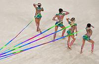 художественная гимнастика, Рио-2016, Анастасия Близнюк, Сослан Рамонов