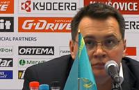 видео, сборная Казахстана, Андрей Назаров, Леонид Береснев, ЧМ-2016, Игорь Ларин