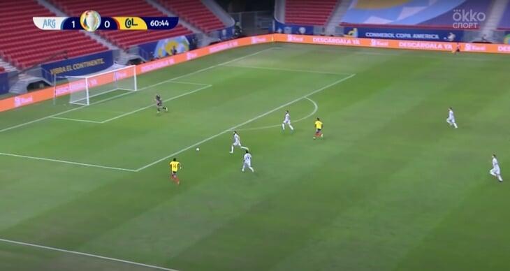 Месси наконец-то выиграл в серии пенальти на Кубке Америки. Аргентина грохнула Колумбию – и в суперфинале сыграет с Бразилией