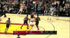 Big rejection by Justise Winslow