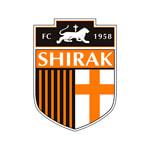 Ширак - статистика Армения. Высшая лига 2014/2015