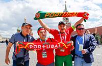 ЧМ-2018, сборная Камеруна, сборная Чили, сборная Новой Зеландии, сборная Мексики, болельщики, Кубок конфедераций, сборная Австралии, сборная Португалии