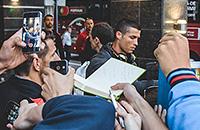 Криштиану Роналду, сборная Португалии, болельщики, Кубок конфедераций