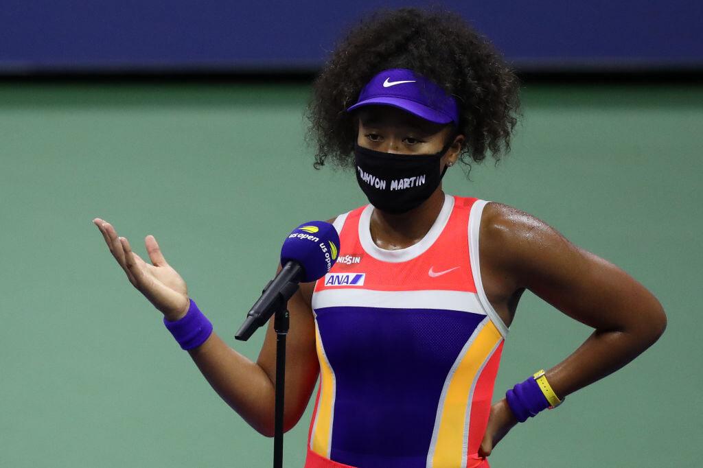 Наоми Осака – голос гражданской борьбы. Протестом остановила турнир, на US Open заставила теннис говорить о жертвах полиции и расизма
