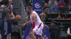 Jonas Valanciunas hammers it home