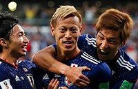 высшая лига Мексика, Пачука, ЧМ-2018, Кейсуке Хонда, Сборная Японии по футболу