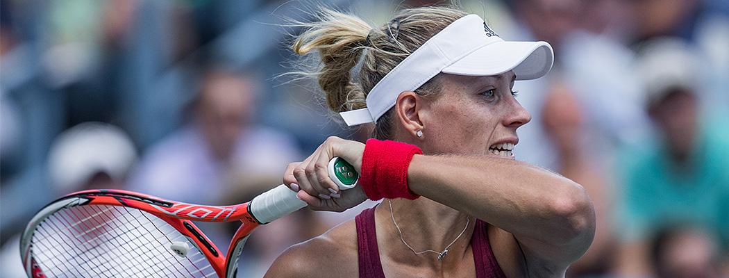 Как Анжелик Кербер стала лучшей теннисисткой мира