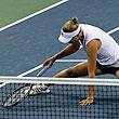 Вера Звонарева, Ким Клейстерс, WTA, US Open