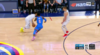 Jamal Murray goes up to get it and finishes the oop