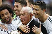 Марио ван дер Энде, стадионы, Сантьяго Бернабеу, Лига чемпионов, примера Испания, Реал Мадрид, Криштиану Роналду, Боруссия Дортмунд