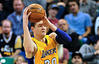 Лейкерс, НБА, видео, Тимофей Мозгов