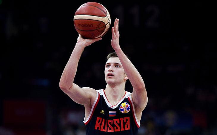 Как сейчас выглядит сборная России по баскетболу. Ей предстоят матчи с Эстонией и Италией
