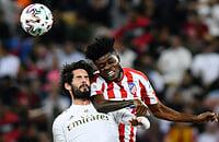 Мадридское дерби: «Реал» бьется с «Атлетико»
