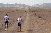 Эйлатский марафон, ЗОЖ, бег