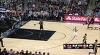 LeBron James, LaMarcus Aldridge  Highlights from San Antonio Spurs vs. Cleveland Cavaliers