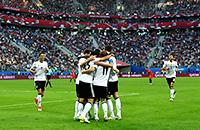 Германия выиграла Кубок конфедераций!