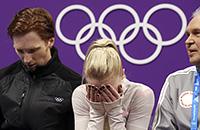 сборная России, Пхенчхан-2018, Евгения Тарасова, Владимир Морозов, Бруно Массо, Алена Савченко, пары