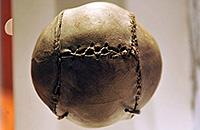 Самый старый футбольный мяч в мире
