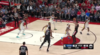 Damian Lillard 3-pointers in Portland Trail Blazers vs. Golden State Warriors
