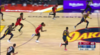 Kent Bazemore with a huge block!