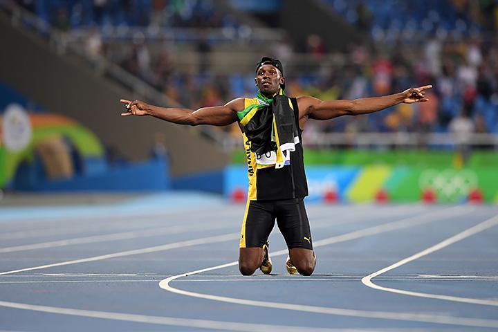 бег, чемпионат мира, Усэйн Болт, сборная Ямайки, Кристиан Коулмен