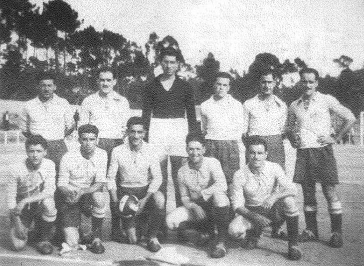 Вы знали, что Гризманна звали в сборную Португалии? Его дед играл за «Пасуш» и бежал во Францию из-за диктатуры