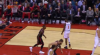 Jonas Valanciunas with the flush