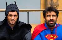 Бэтмен против Супермена в Ноттингеме