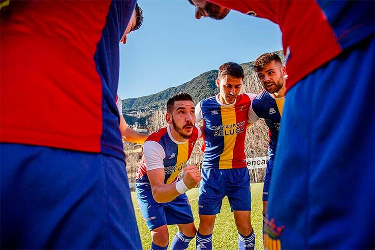 Андорра футбольный клуб испания