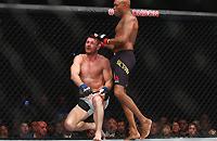 смешанные единоборства, UFC, Андерсон Силва, Майкл Биспинг, Херб Дин