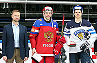 ЧМ-2016, сборная России