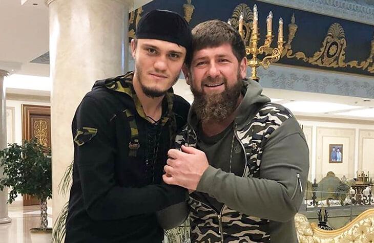 Племянник Кадырова забил за «Ахмат» (с пенальти). Другому племяннику глава Чечни уже дарил золотые бутсы