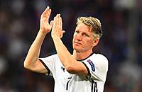 сборная Германии, сборная Франции, Евро-2016, Бастиан Швайнштайгер