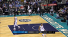 Ben Simmons with one of the day's best dunks