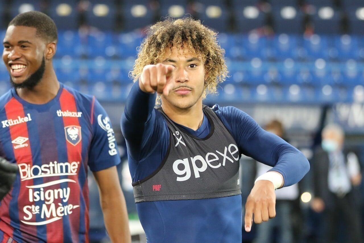Локо хочет подписать хавбека олимпийской сборной Франции Бека-Бека. Им интересуется и Атлетико