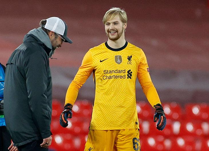 Теперь «Ливерпуль» еще и без Алиссона. Выиграть группу помог его 22-летний сменщик с 0 минут в АПЛ и ЛЧ