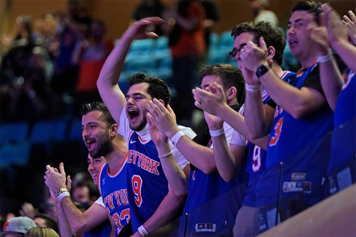 «Никс» больше не главные неудачники НБА: назначили Тибодо, доверились Роузу и Рэндлу и заняли четвертое место на Востоке