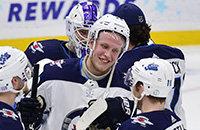 Патрик Лайне, видео, НХЛ, Виннипег