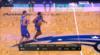 Evan Fournier 3-pointers in Orlando Magic vs. Brooklyn Nets