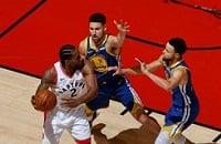 «Уорриорз» сравнивают счет в серии: лучшие моменты второй игры финала НБА