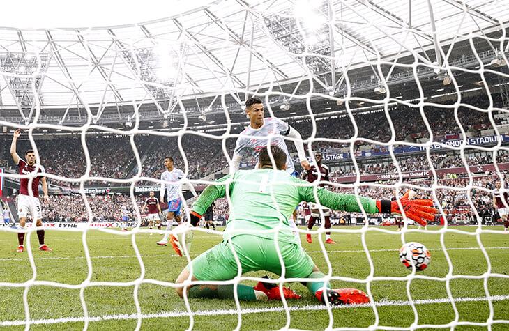 Драматичная победа «МЮ»: Лингард забил на 89-й, через 6 минут Де Хеа взял пенальти. Ну и, конечно, новый гол Криштиану