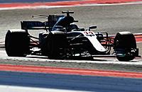 Гран-при США, Формула-1
