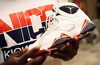 Майкл Джордан, НБА, кроссовки