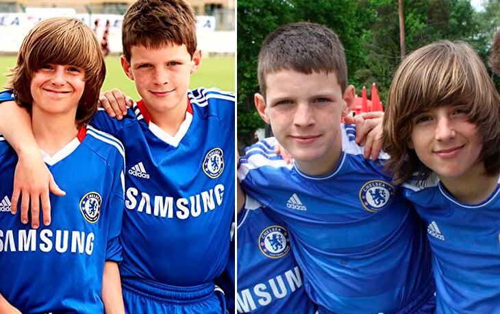 В 16 Деклана Райса выгнали из «Челси» – парень резко вырос и стал неуклюжим. Теперь он в финале Евро