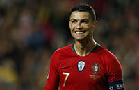 квалификация Евро-2020, Спортинг, Манчестер Юнайтед, Криштиану Роналду, Ювентус, Сборная Португалии по футболу, Реал Мадрид