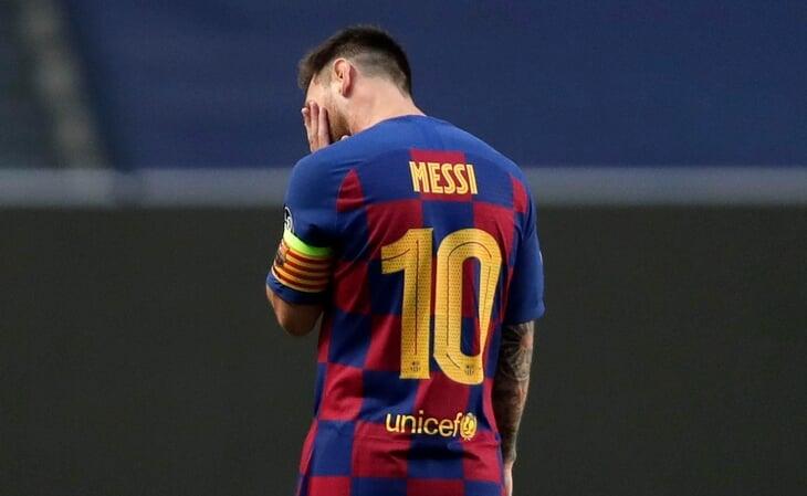 🚨 Месси уходит из «Барселоны». Сейчас все серьезно: Лео многое бесит, он официально хочет расторгнуть контракт