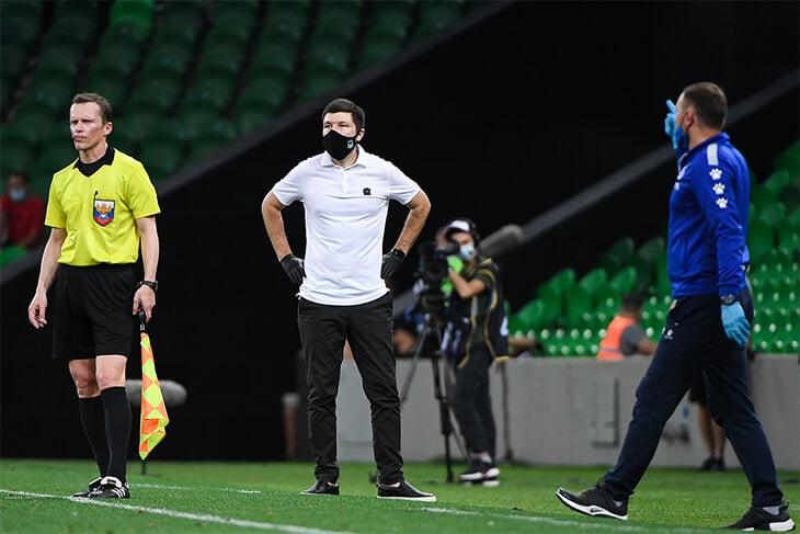 «Краснодар» провел серый сезон, но Мусаева нельзя увольнять. Команду убили травмы