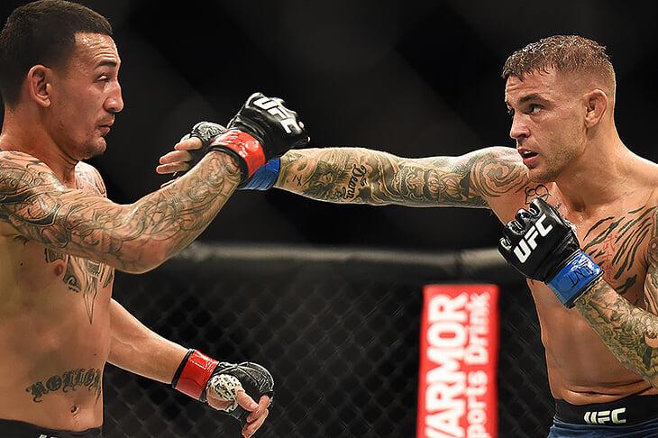 Разборка топовых легковесов в UFC: Порье против Хукера! Онлайн