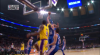 JaVale McGee goes up to get it and finishes the oop