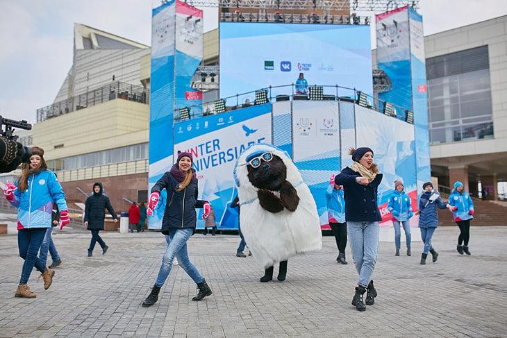 Лучшие кадры Универсиады: Россия в порядке не только в медальном зачете
